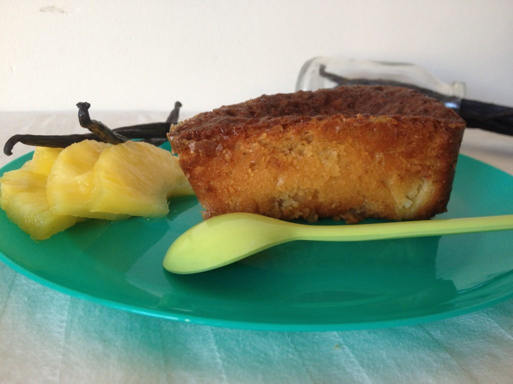 Gâteau à l'ananas Tizi Cooks