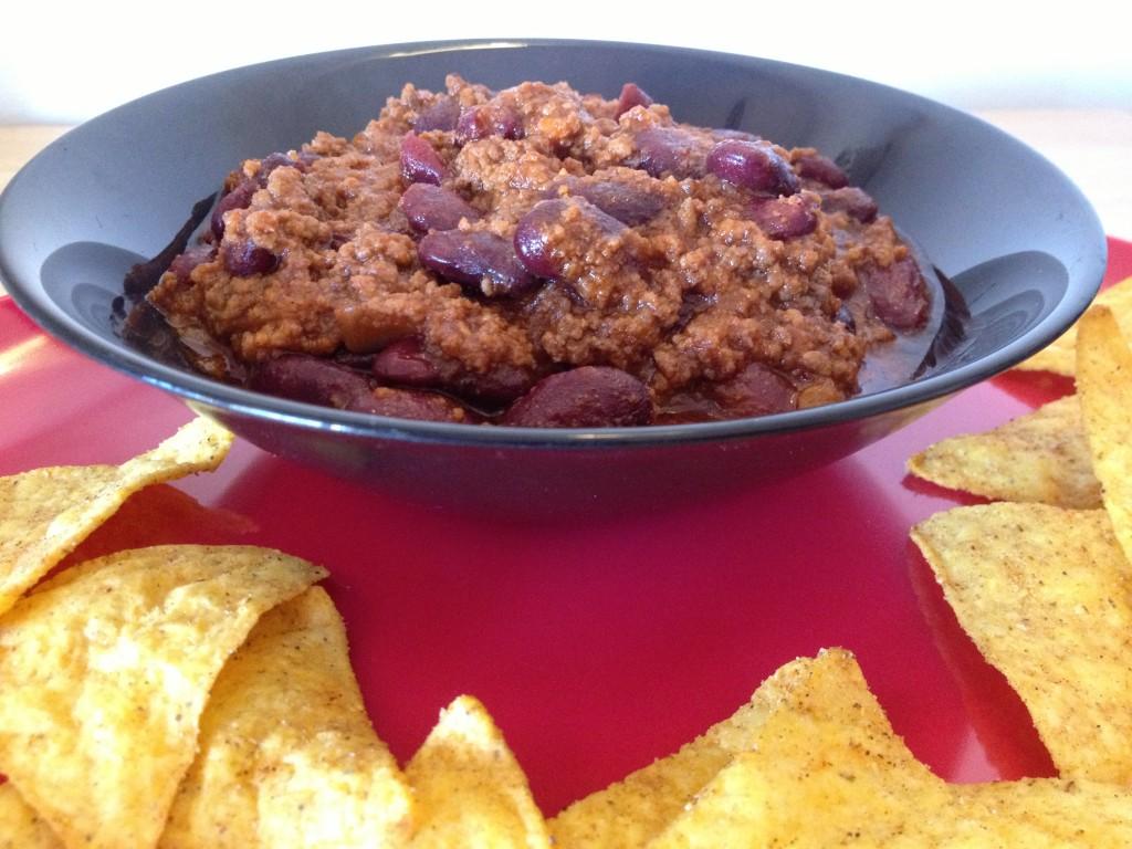 Chili cone carne rapide – Ronde interblog #37