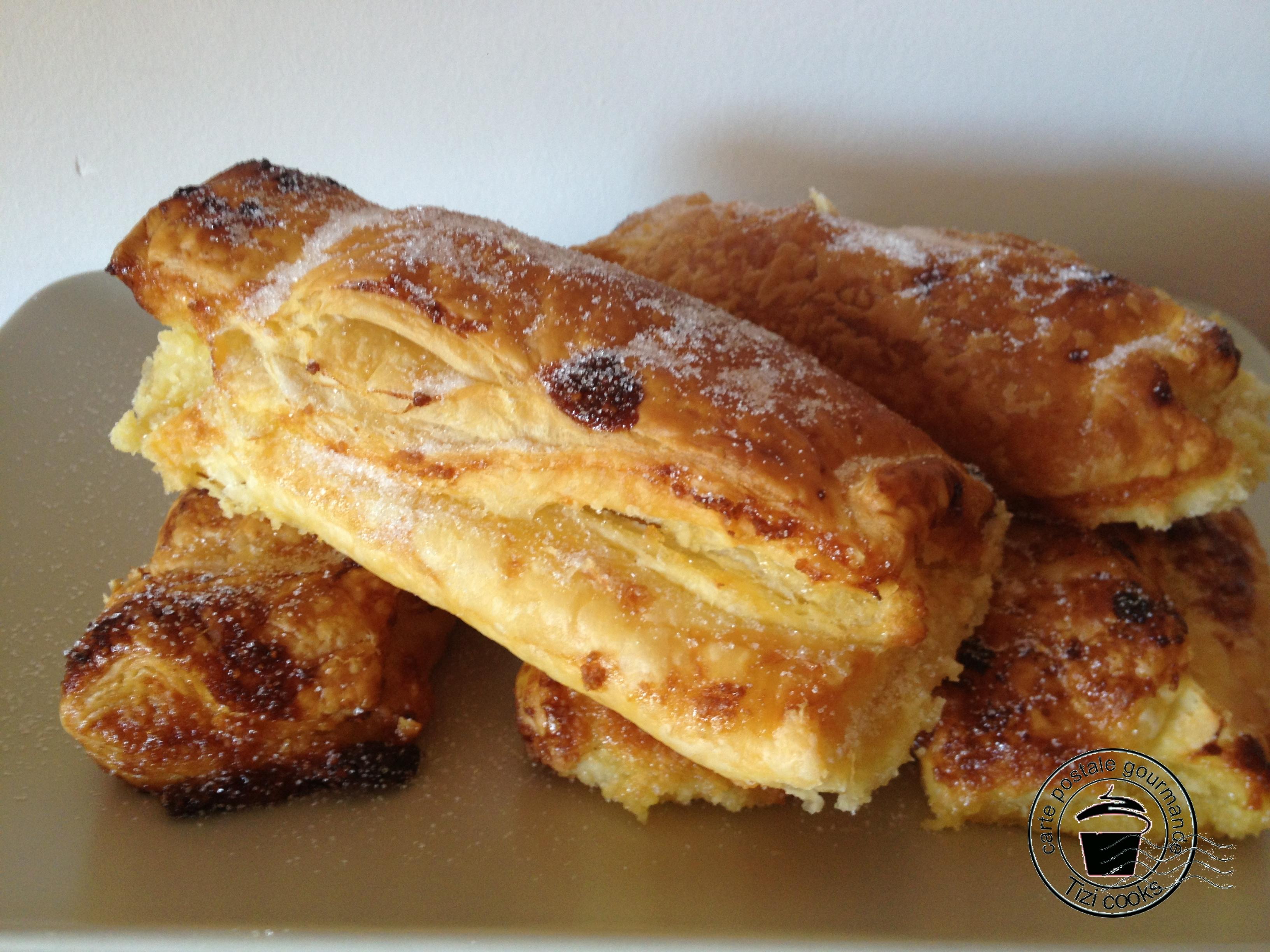 Aujourd\u0027hui, je vous propose une recette de pâtisserie portugaise pour la  rubrique Carte postale gourmande.