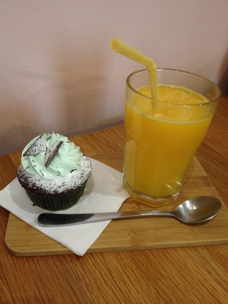 Choopy's – Cupcakes & Coffee Shop  Antibes