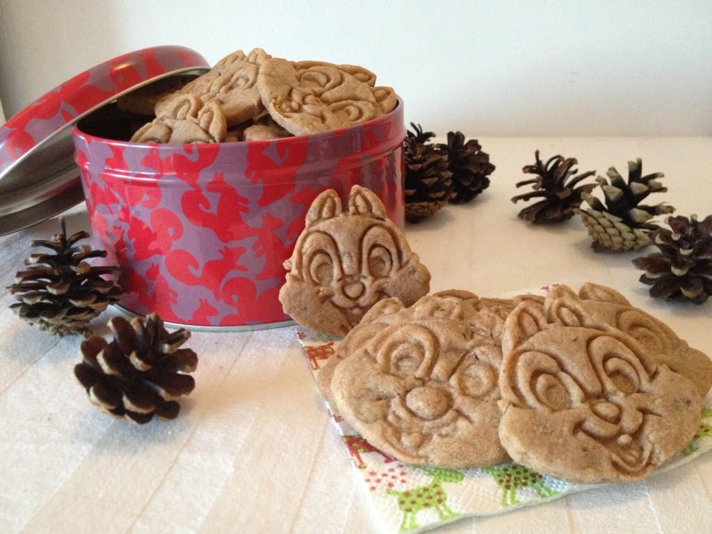 Biscuits Tic et Tac chocolat noisettes