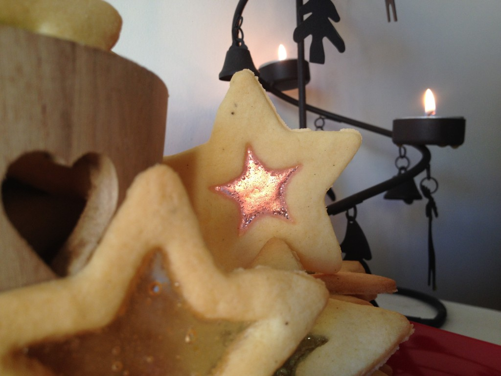Biscuits vitrés – Idée cadeau gourmand