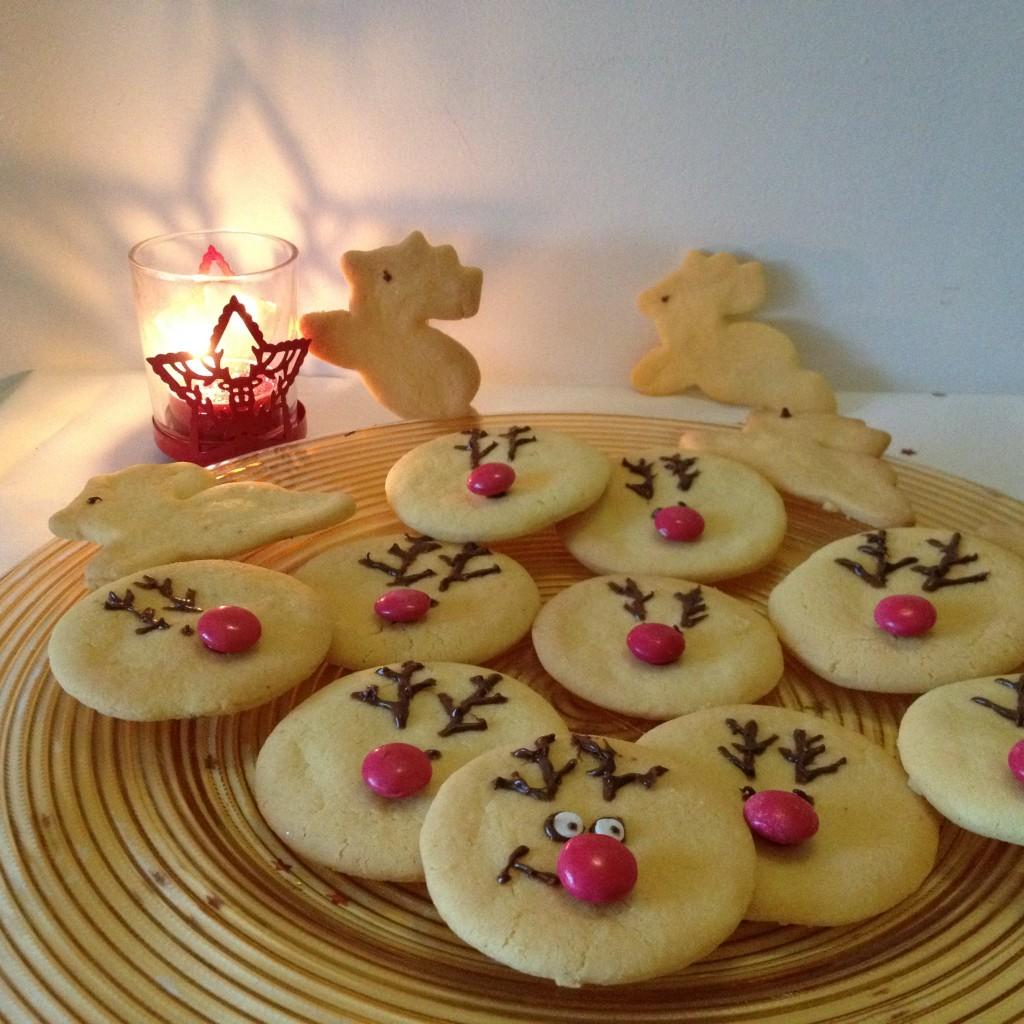 biscuits rennes aux nez rouges tizi cooks. Black Bedroom Furniture Sets. Home Design Ideas