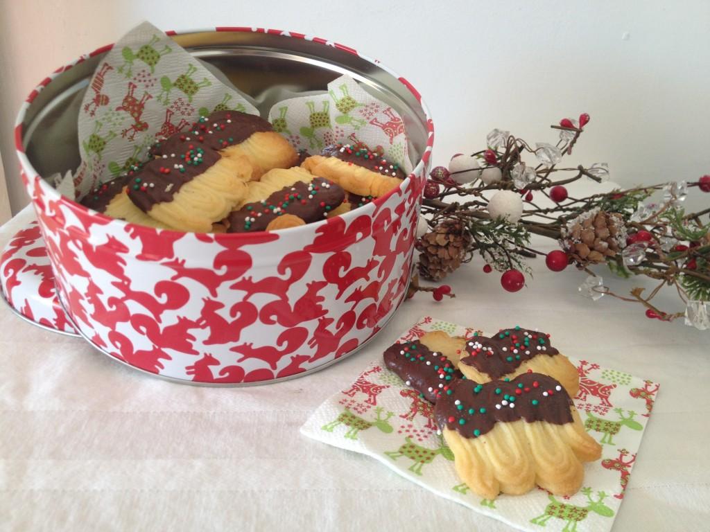 biscuits spritz