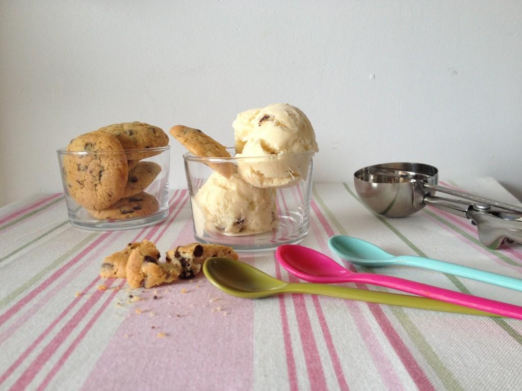 Glace Cookies Dough façon Ben et Jerry – Battle Food #18