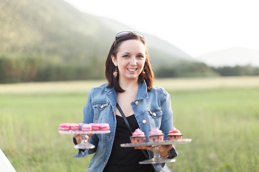 Aurélie du blog Tizi Cooks