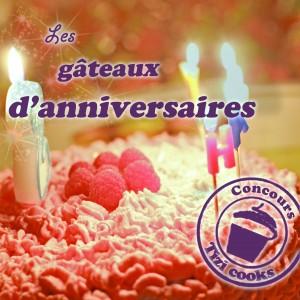logo concours tizi cooks gâteaux d anniversaires