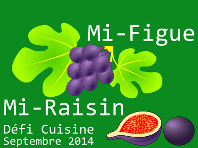 Défi mi figue mi raisin