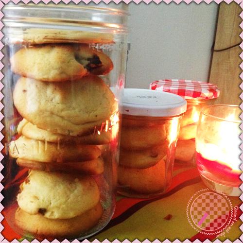 19 Cecile du blog Quand on est deux cookies à offrir