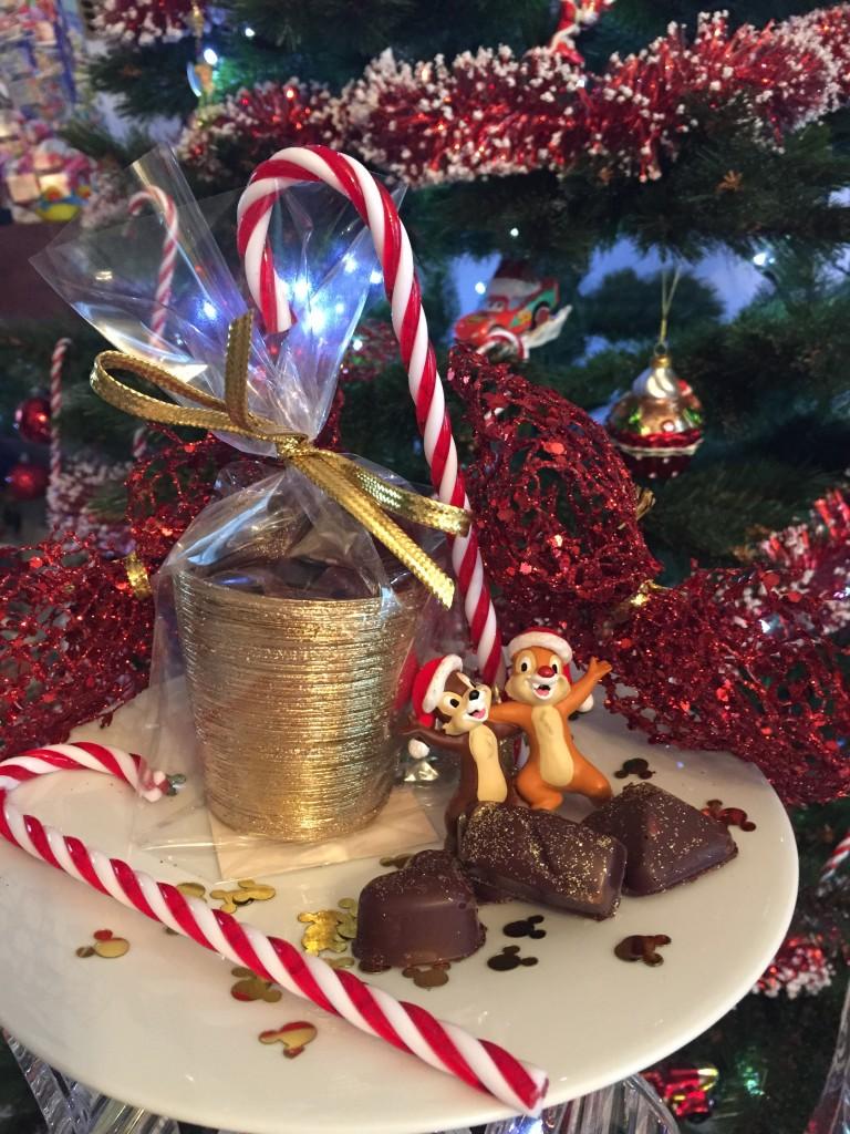 21 Nadége du blog Les folies de Nadège Chocolat maison, chocolat noir amande (1)