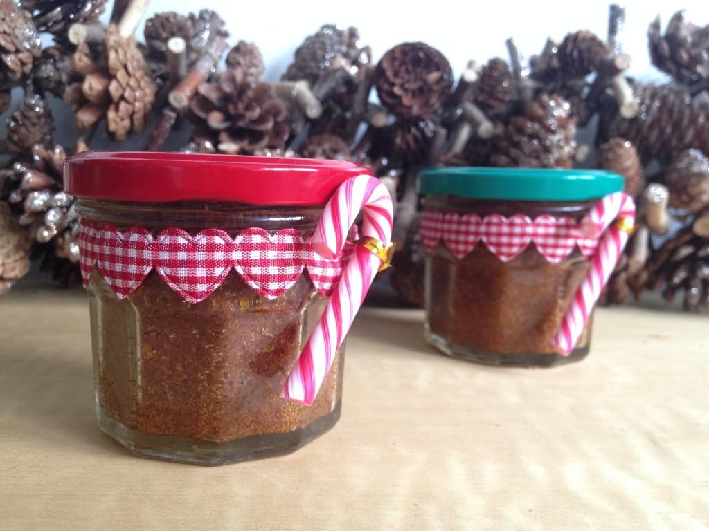 Pain d'épices en bocal - Idée cadeau gourmand