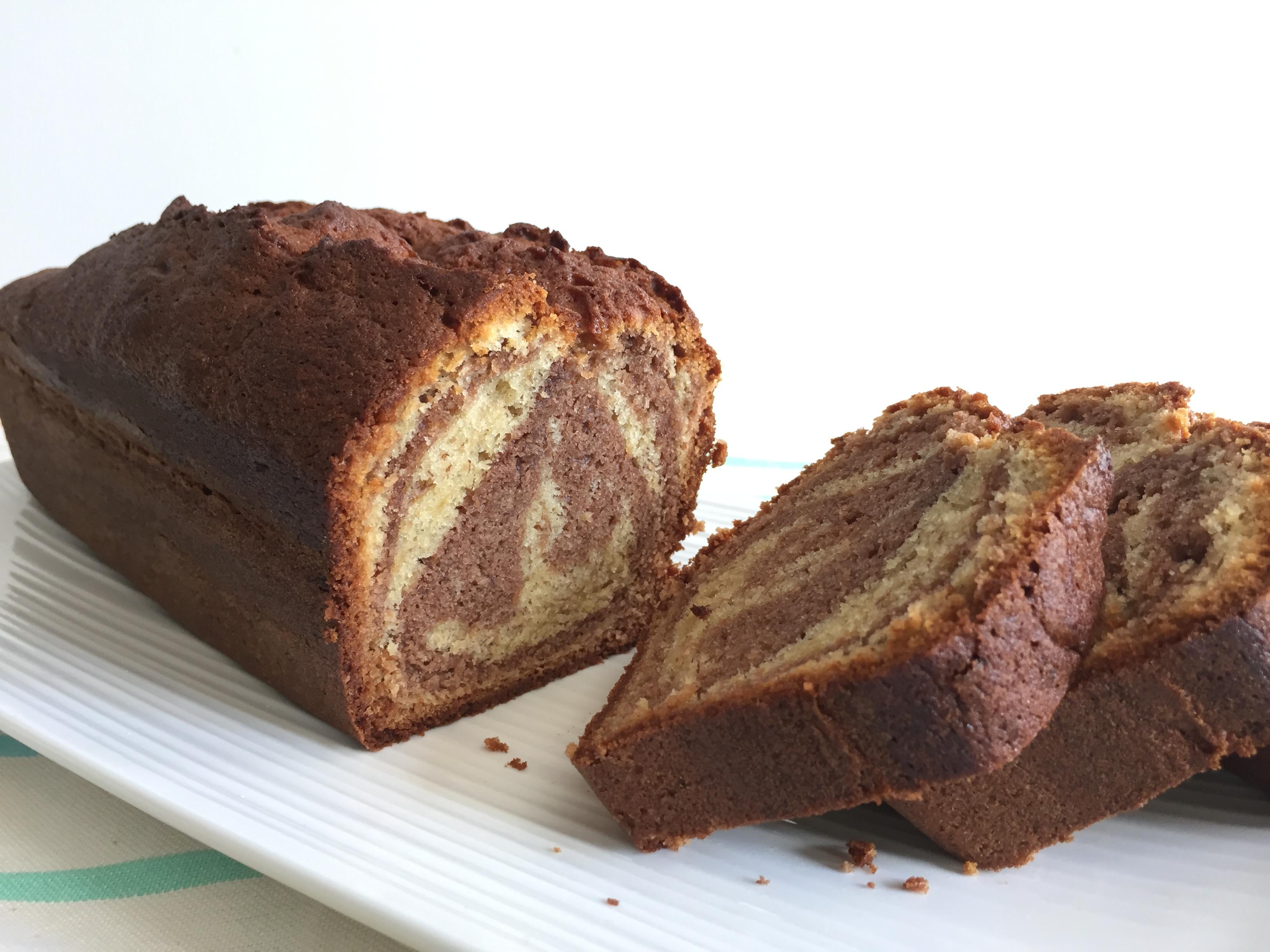 Recette Cake Marbr Ef Bf Bd Nutella