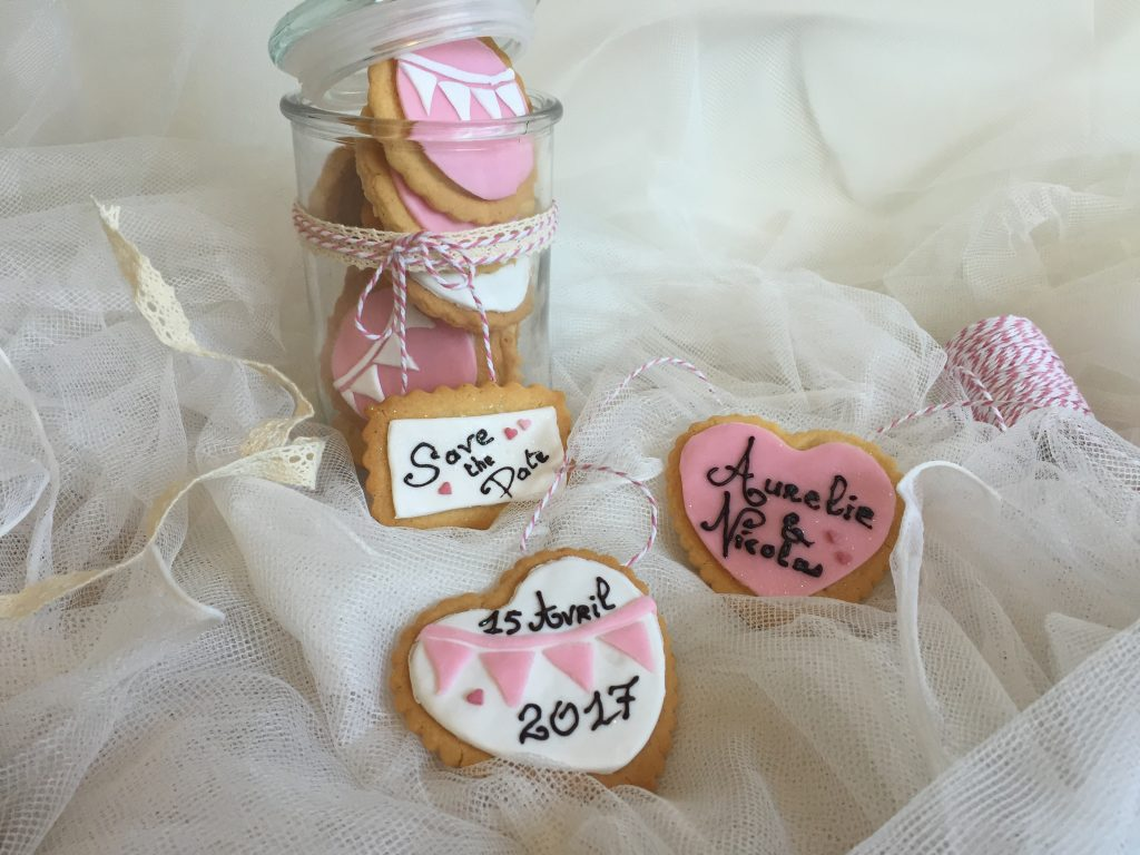 Biscuits Save The Date