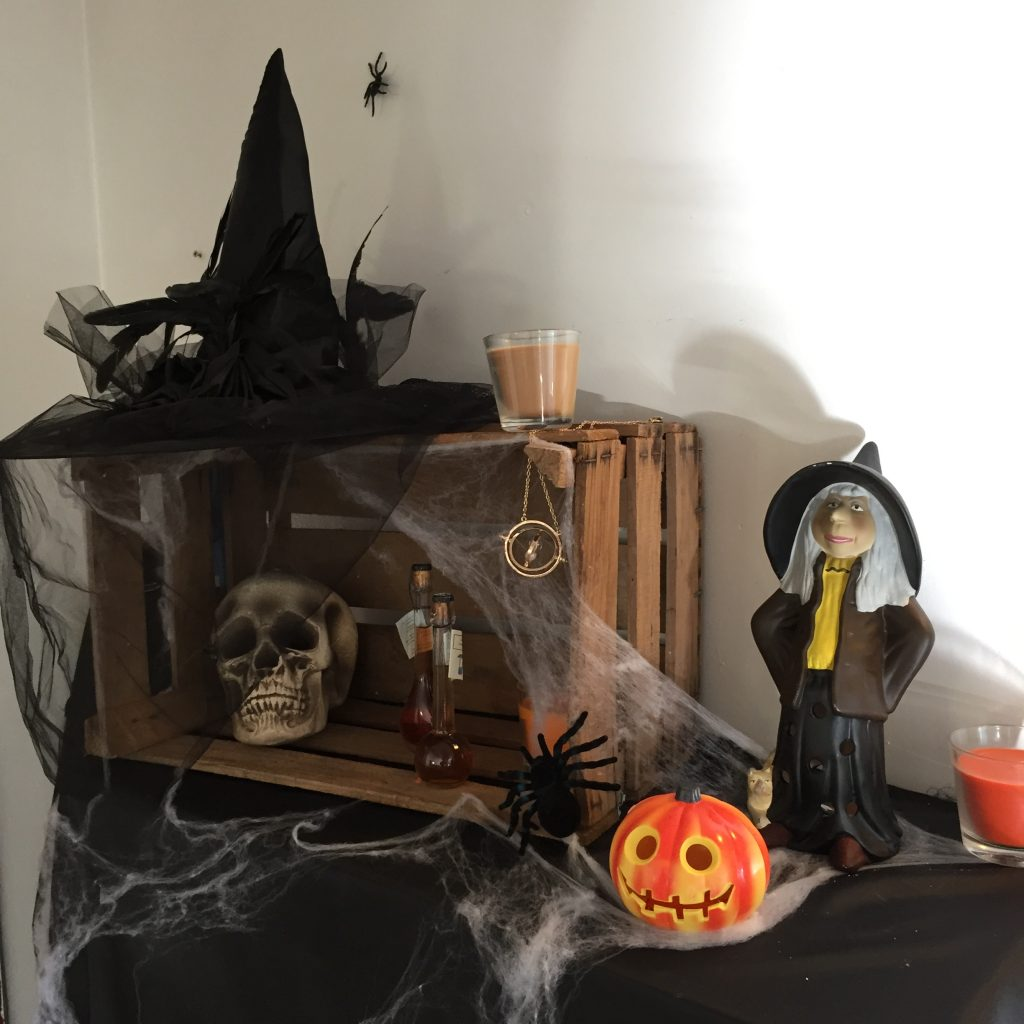 Idées Halloween Tizi cooks