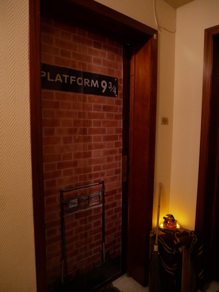 Harryween, Halloween Harry Potter